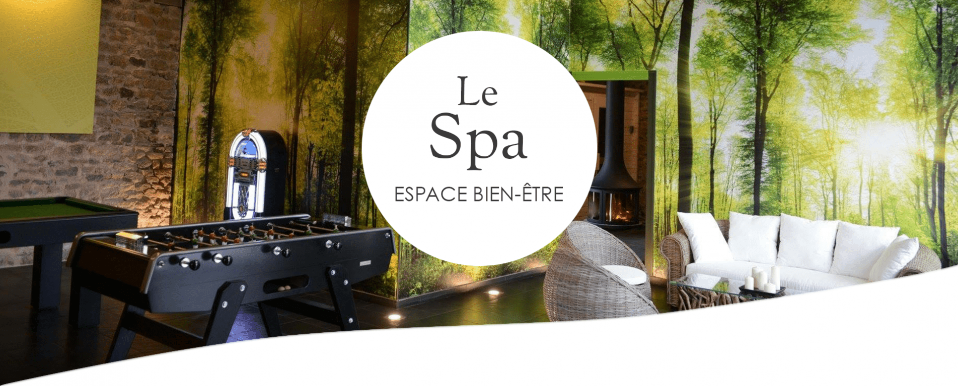 spa gite la huberdiere tirepied manche
